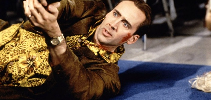 Nicolas Cage in: Snake Eyes