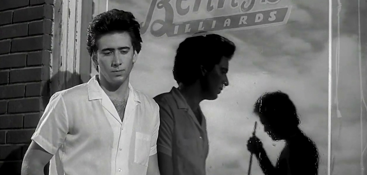 Nicolas Cage in: Rumble Fish