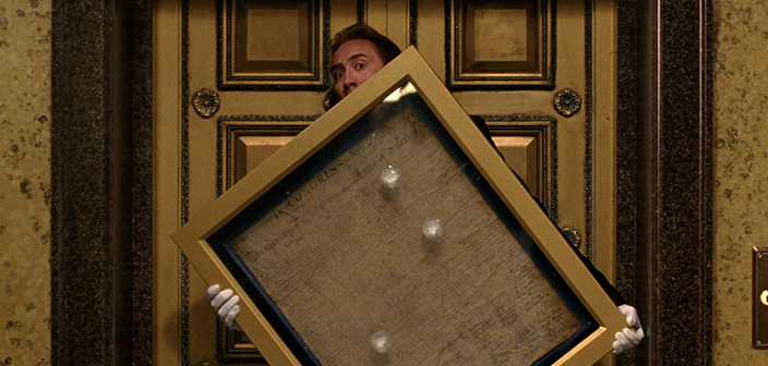 National Treasure Declaration Of Independence
